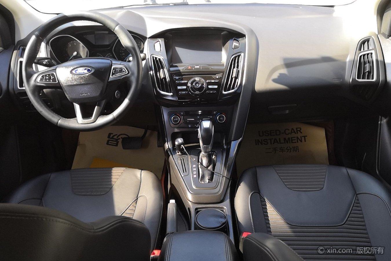 福特 福克斯三厢 2015款 1.6 自动 风尚型全价8.29万