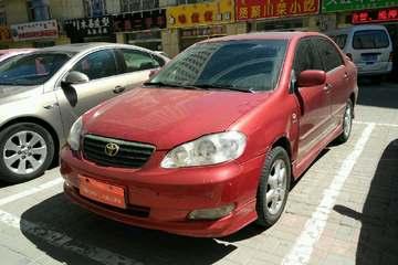 丰田 花冠 2004款 1.8 自动 GLX-S运动版
