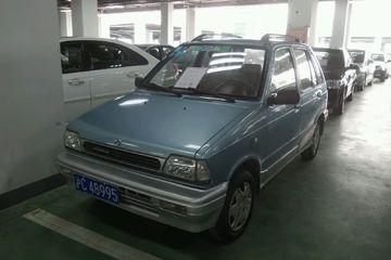 铃木 奥拓 2002款 0.8 手动 SC标准型