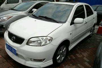 丰田 威驰 2004款 1.5 自动 GLX-s导航版