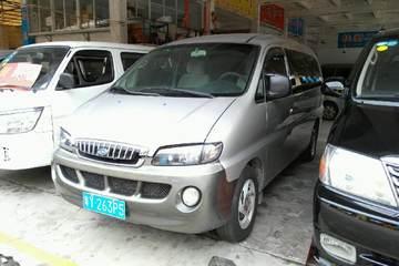 江淮 瑞风 2009款 2.4 手动 彩色之旅标配型5-8座