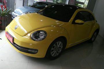 大众 甲壳虫掀背 2013款 1.2T 自动 舒适型