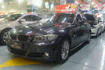 宝马 3系 2012款 2.0 自动 320i时尚型