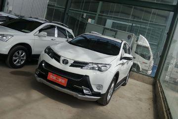 丰田 RAV4 2013款 2.0 手动 都市型前驱