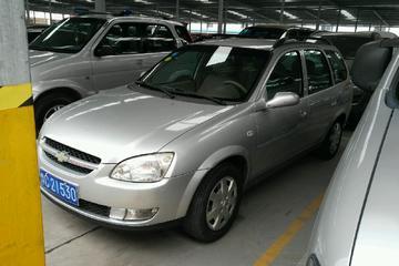 雪佛兰 赛欧三厢 2005款 1.6 手动 SE舒适型