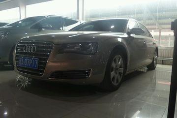 奥迪 A8L 2012款 3.0T 自动 (333HP)尊贵型四驱