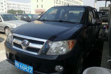 广汽吉奥 财运 2012款 2.5T 手动 500豪华型 柴油