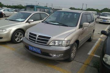 三菱 菱绅 2004款 2.4 手动 经典型7座