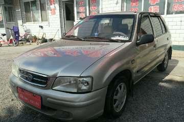 天津一汽 夏利A 2006款 1.0 手动 普通型三缸两厢