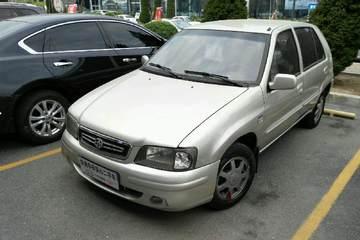 天津一汽 夏利N3两厢 2011款 1.0 手动 三缸
