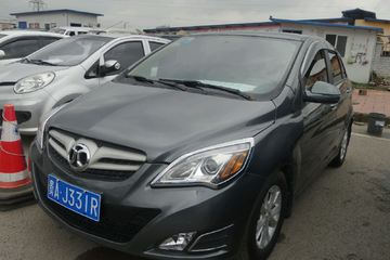 北京汽车 E系列两厢 2012款 1.3 手动 乐天版