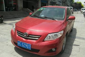 丰田 卡罗拉 2008款 1.8 自动 GLXS