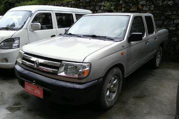 日产 锐骐皮卡 2008款 2.5T 手动 标准型后驱 柴油