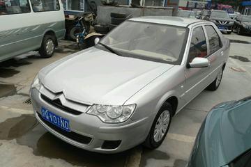 雪铁龙 爱丽舍三厢 2008款 1.6 手动 舒适型
