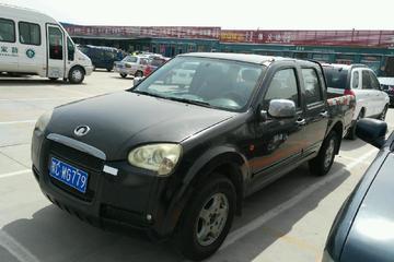 长城 风骏 2008款 2.8T 手动 小双排商务型后驱 柴油
