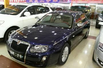 荣威 750 2008款 1.8T 自动 S迅雅版