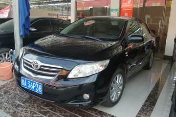 丰田 卡罗拉 2007款 1.8 自动 GLXi