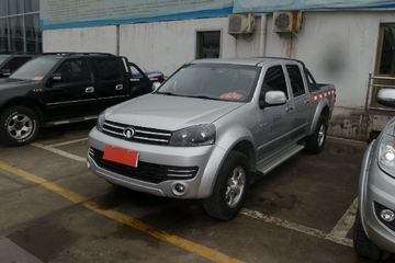 长城 风骏 2013款 2.8T 手动 欧洲大双排领航型后驱 柴油