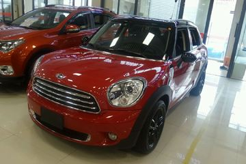 MINI Countryman 2014款 1.6T 自动 Cooper Excitement四驱