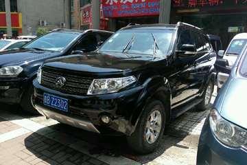 北汽制造 域胜007 2012款 2.5T 手动 精英版舒适型四驱 柴油