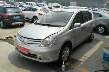日产 骊威 2010款 1.6 手动 GS劲悦版超能型
