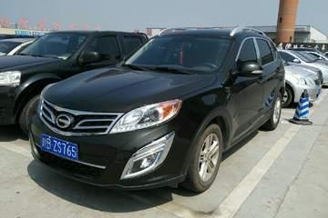 广汽传祺 传祺GS5 2012款 2.0 手动 精英版前驱
