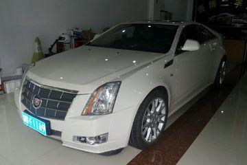 凯迪拉克 CTS Coupe 2011款 3.6 自动 AWD