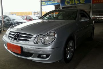 奔驰 CLK级 2006款 1.8T 自动 CLK200