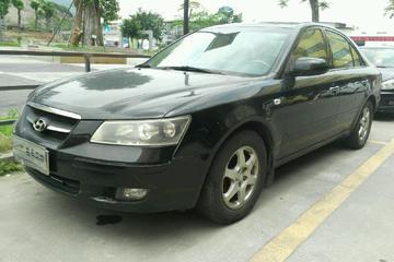 现代 御翔 2006款 2.4 自动 舒适型