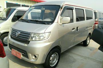 哈飞 骏意 2011款 1.3 手动 基本型8座