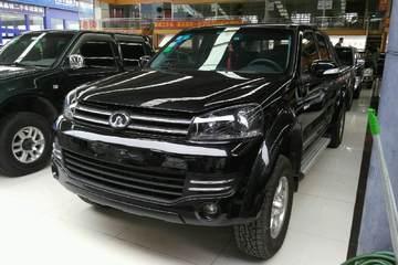 长城 风骏 2013款 2.0T 手动 欧洲大双排精英型后驱 柴油