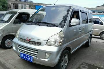 五菱 荣光 2008款 1.2 手动 舒适型8座
