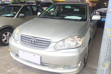 丰田 花冠 2006款 1.8 自动 GLX-S运动版