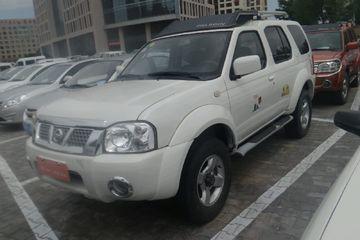 日产 帕拉丁 2008款 2.4 手动 XE标准型四驱