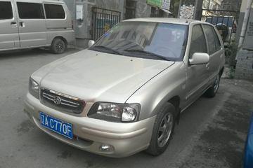 天津一汽 夏利A 2011款 1.0 手动 三缸两厢无空调