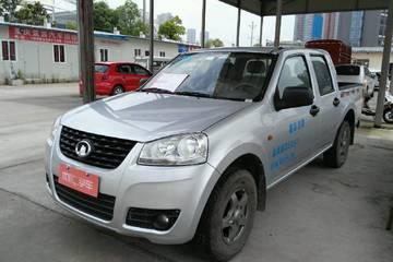 长城 风骏 2011款 2.8T 手动 商务版小双精英型后驱 柴油