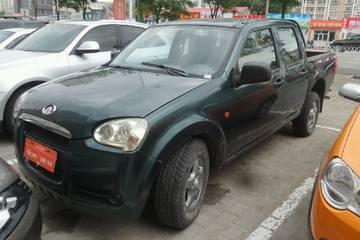 长城 风骏 2011款 2.8T 手动 公务版小双豪华型后驱 柴油