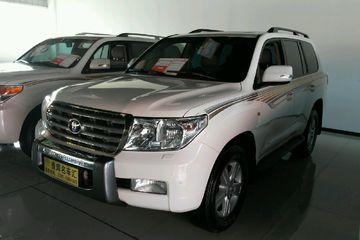 丰田 兰德酷路泽 2010款 4.7 自动 VX-R四驱