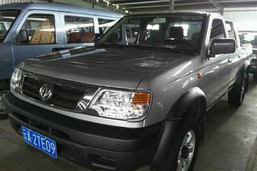 日产 锐骐皮卡 2010款 3.0T 手动 标准型四驱 柴油