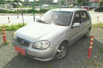 天津一汽 夏利N3两厢 2006款 1.1 手动 三缸