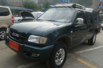 庆铃 五十铃皮卡 2009款 2.8T 手动 基本型厢车后驱 柴油