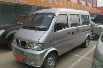 东风 小康K07-ii 2013款 1.0 手动 基本型7座 油气混合