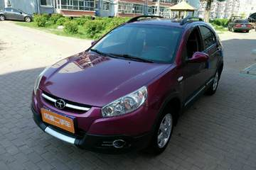 江淮 同悦两厢 2012款 1.3 手动 豪华型RS