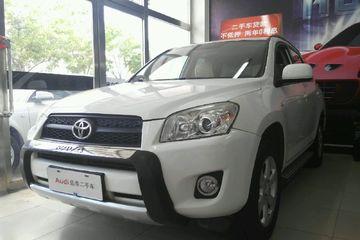 丰田 RAV4 2009款 2.0 自动 豪华型前驱