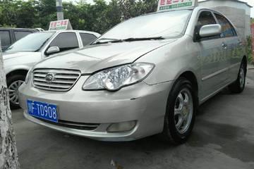 比亚迪 F3 2005款 1.6 手动 舒适型Gli CNG油气混合
