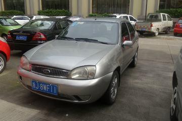 福特 嘉年华三厢 2003款 1.6 手动 舒适型