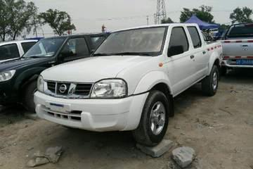 日产 D22皮卡 2011款 2.4 手动 标准型四驱