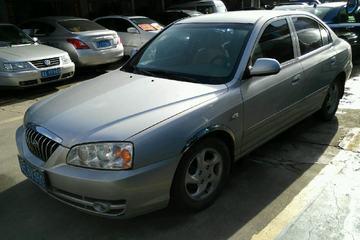 现代 伊兰特三厢 2006款 1.6 自动 舒适型GL