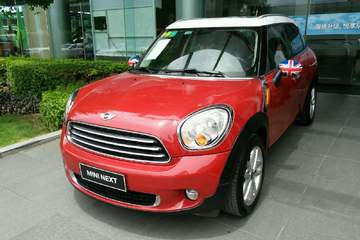 MINI Countryman 2011款 1.6 自动 Fun