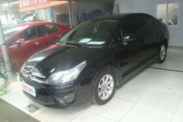雪铁龙 世嘉三厢 2011款 1.6 手动 舒适型